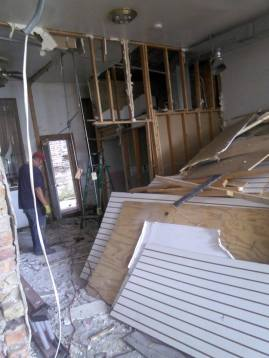 Commercial construction,